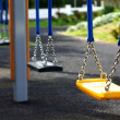 Empty Swing — Stock Photo #5875043
