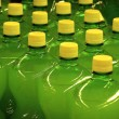 Green Bottles - Stockfoto