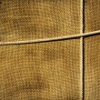 Stock Photo: Sackcloth background