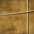 Royalty-Free Stock Photo: Sackcloth background