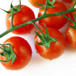 Cherry Tomatoes - Foto de Stock