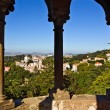 Stock Photo: Sintra Balcony