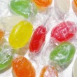 Sweet candies - Stock Photo