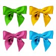 Four Bows — Stock Photo #5875383