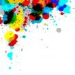 Paint Splash — Stock Photo