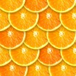 tranches d'oranges — Photo