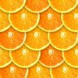 Stock Photo: Slices of Oranges