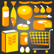 Stock Photo: Food Supplies
