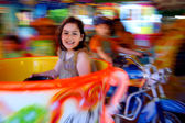 Carousel Fun — Stock Photo