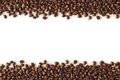 Koffie strepen — Stockfoto