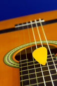 Guitarra clásica — Foto de Stock