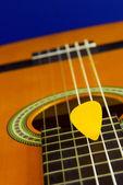 Klasická kytara — Stock fotografie