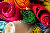 Colorful Rugs — Stock Photo