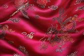 Chinese Fabric — Stock Photo