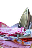 Pile of Clothes — Stock Photo