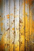 Peeling Door — Stock Photo