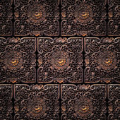 Craft Tiles — Stock Photo