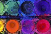 Color Circles — Stock Photo