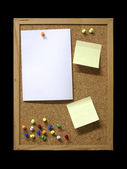 Corkboard — Stock Photo