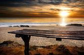 Carcavelos Beach — Stock Photo