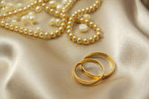 Wedding Rings — Foto Stock