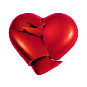 Heart Break — Stock Photo