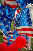 USA balloons — Stock Photo