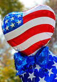 USA balloons — Foto Stock