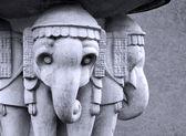 Hinduistische Skulptur — Stockfoto