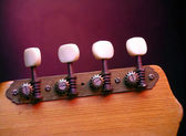 Tuning Pegs — Stock Photo