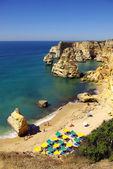 Marinha Beach — Stock Photo