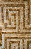 Labyrinth pattern — Stock Photo