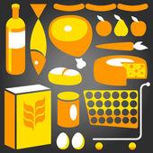 Food Supplies — Stock Photo