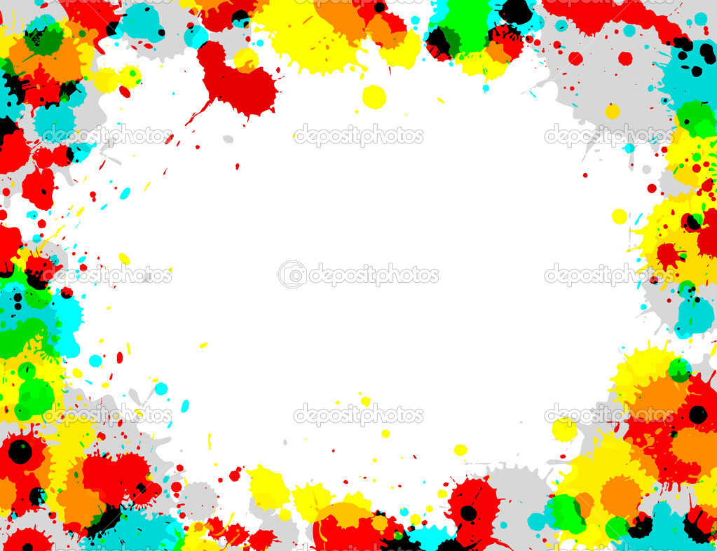 paint stains stock photo  u00a9 ccaetano 5875405 Blood Splatter SVG blood splatter clip art with gray background