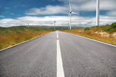 Energy Road — Stock Photo