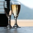Two glasses — Stock Photo #6451063