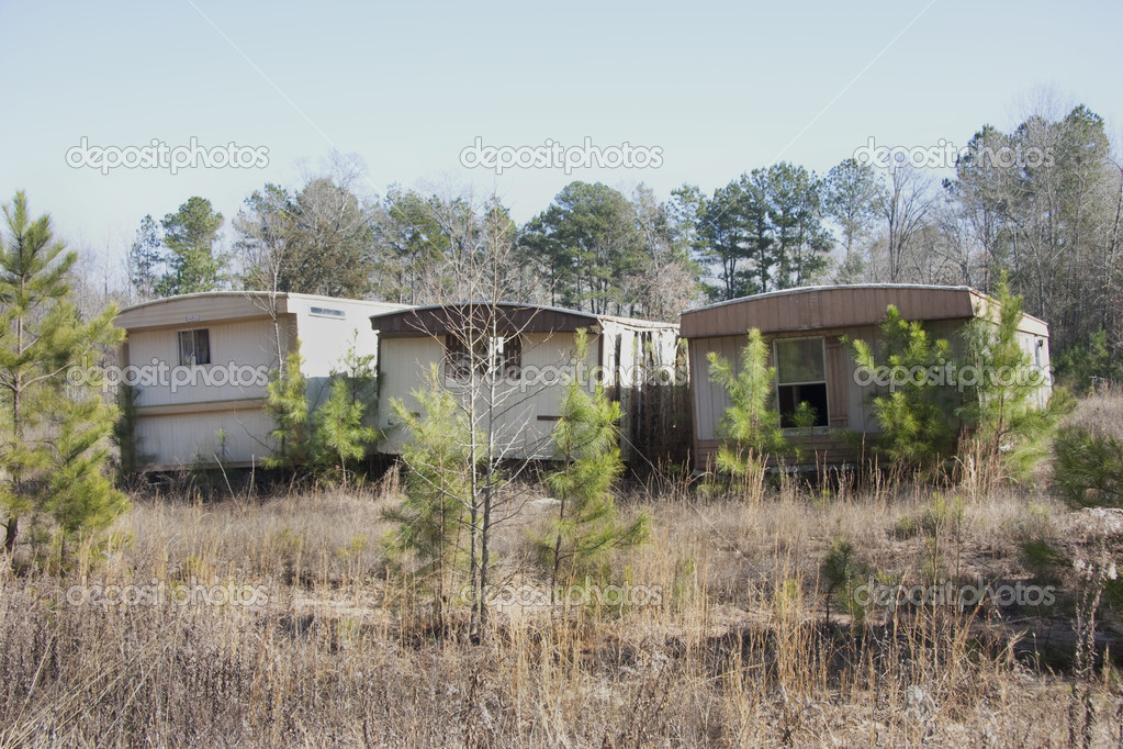 What Do Trailer Parks Do With Old Mobile Homes