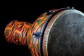 африканских djembe барабан конга — Стоковое фото