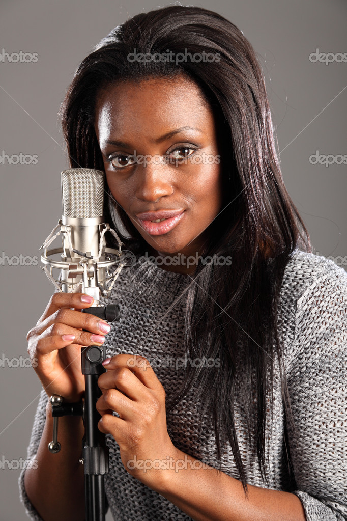 показать фото чернокожих певиц