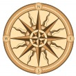 Vintage compass — Stock Vector #5887596
