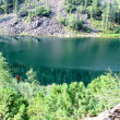 Озеро в горах. Lake in mountains. — Stock Photo #6422372