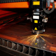 Industrial laser — Stock Photo #6598691