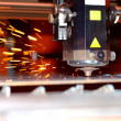 Industrial laser — Stock Photo #6598775