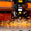Industrial laser — Stock Photo #6598818