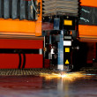 Industrial laser — Stock Photo #6598850