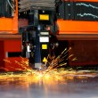 Industrial laser — Stock Photo #6601688
