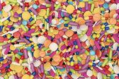 стек наркотиков и таблетки — Стоковое фото