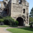 Stock Photo: Newark castle - newark nottinghamshire england