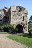 Newark castle - newark nottinghamshire england — Stock Photo