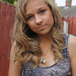 Beautiful teenage girl — Stock Photo #6652853